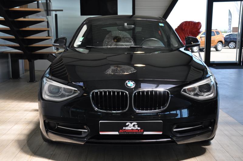 BMW 118d F11 Sport