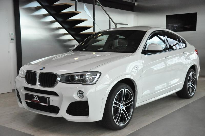BMW X4 2.0d M X-drive ph2
