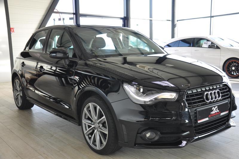 Audi A1 1.6 TDI SPORTBACK S-LINE admired