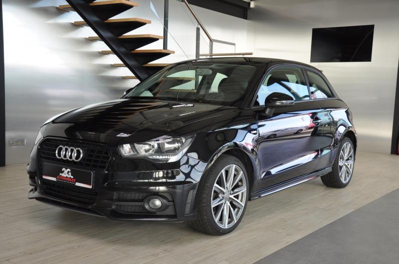 Audi A1 1.6 TDI S-LINE admired