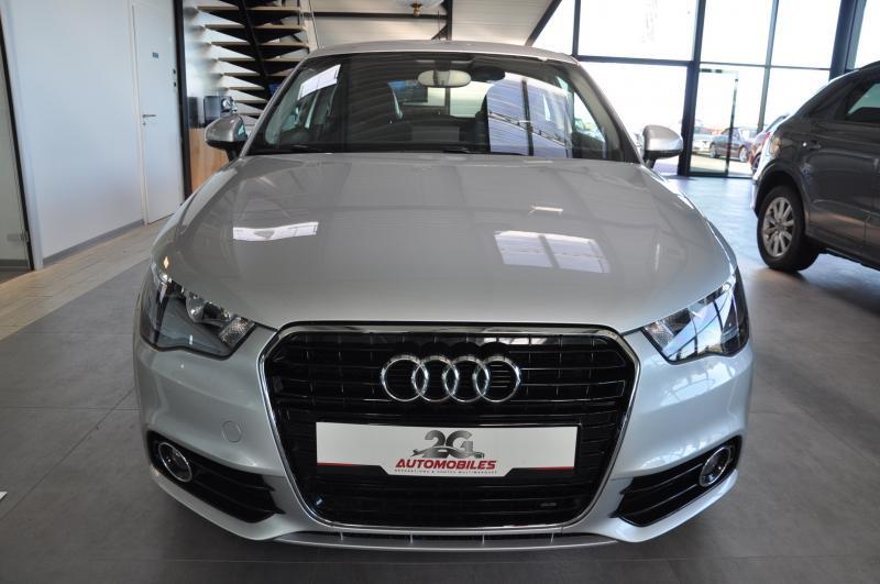Audi A1 1.6 TDI 105 Ambition / Sline