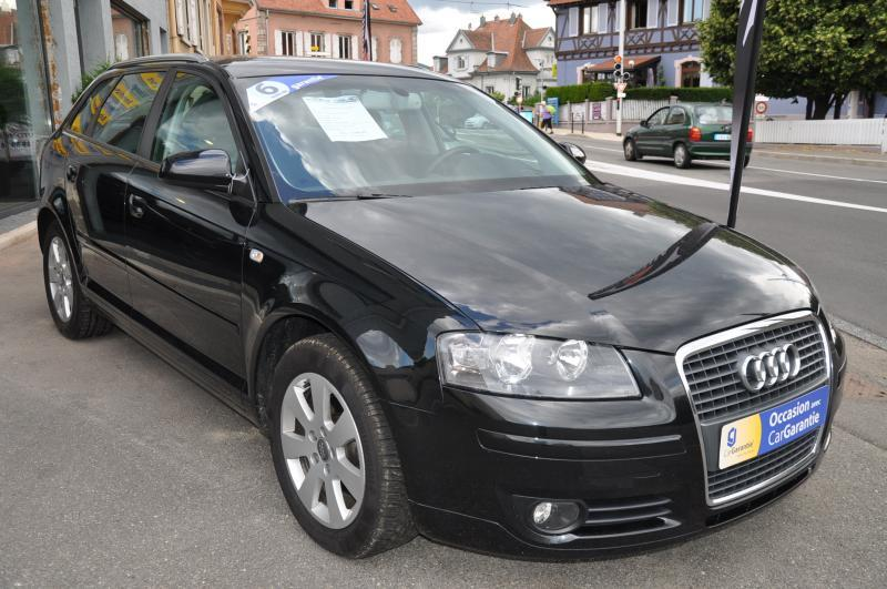Audi A3 TDI SPORTBACK 2008