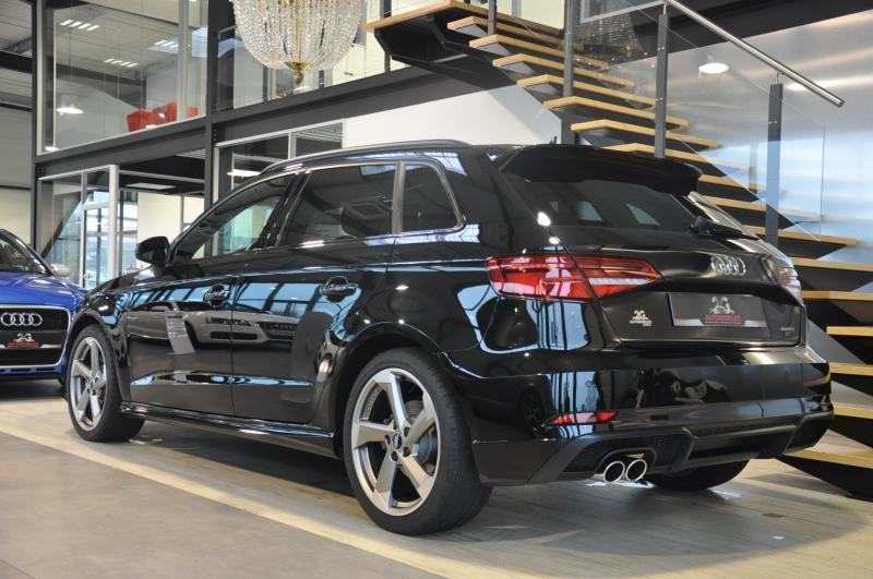 Audi A3 SPORTBACK 40 TFSI S LINE BLACK QUATTRO