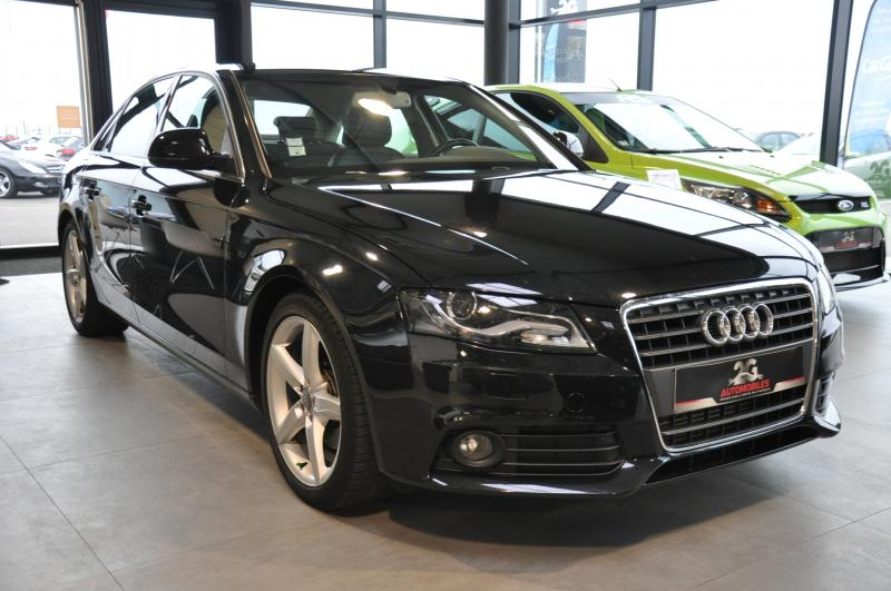 Audi A4 1.8 TFSI Ambition luxe