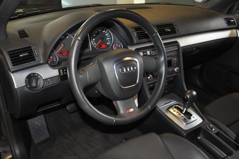 Audi A4 AVANT 2.7 TDI 200 CH S-LINE