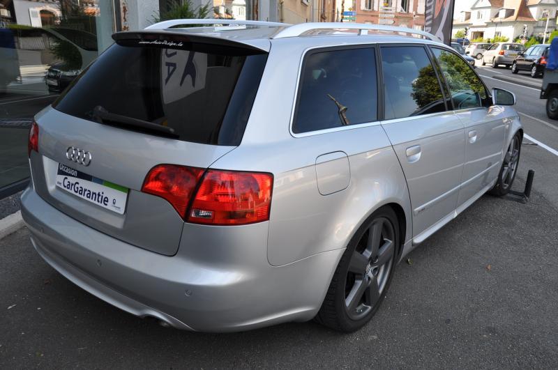 Audi A4 AVANT 2.5TDI S-LINE 163CV