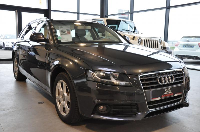 Audi A4 AVANT 2.0TFSI MULTITRONIC