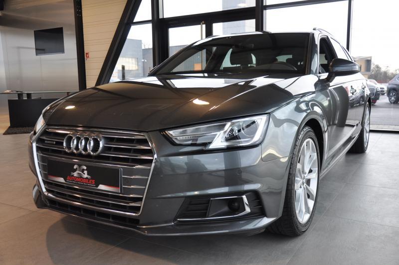Audi A4 AVANT QUATTRO S-LINE 2.0 TDI 190 S-TRONIC