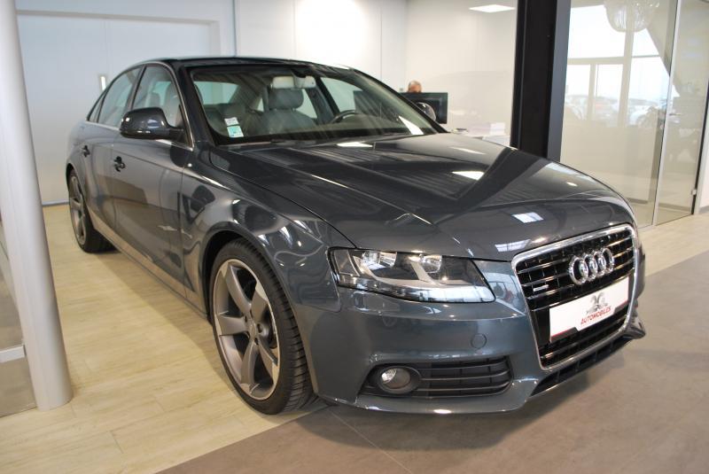 Audi A4 V6 3.0TDI QUATTRO 240