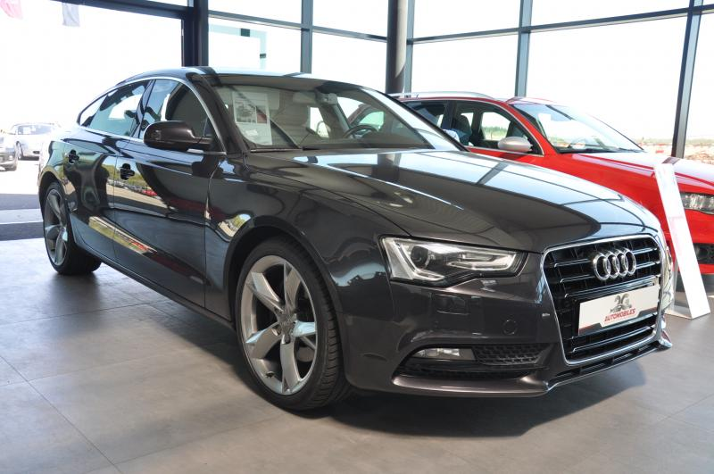 Audi A5 SPORTBACK 3.0 V6 TDI 3.0 V6 TDI AVUS QUAT.