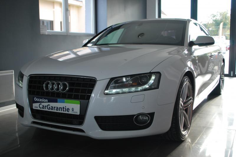 Audi A5 SPORTBACK 2.7 V6 TDI S-LINE