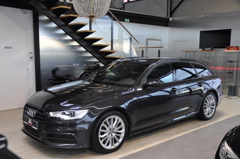 Audi A6 3.0 TDI QUATTRO AVANT S-LINE