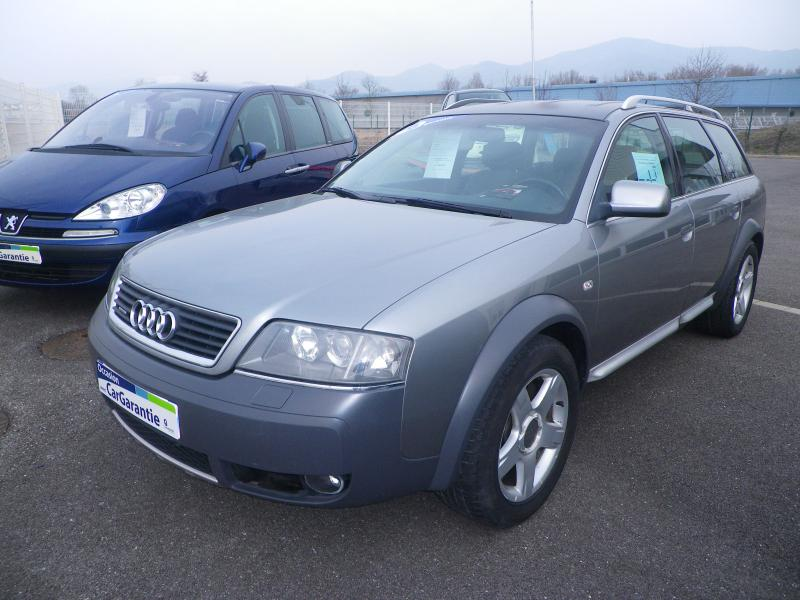 Audi A6 ALLROAD 2.5 TDI AMBITION LUXE GPS