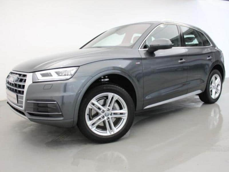 Audi NEW Q5 2.0TDI QUATTRO STRONIC
