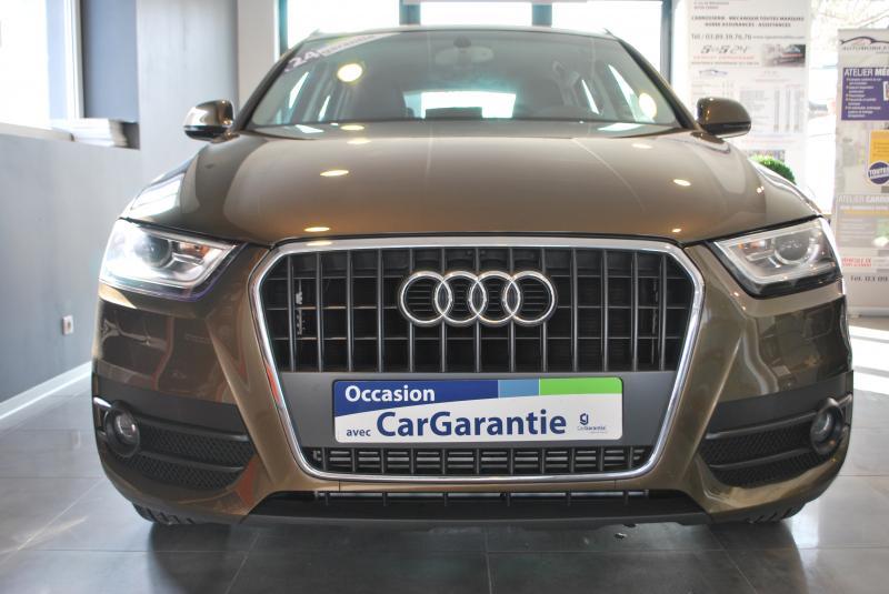 Audi Q3 2.0 TDI 140 AMBITION +