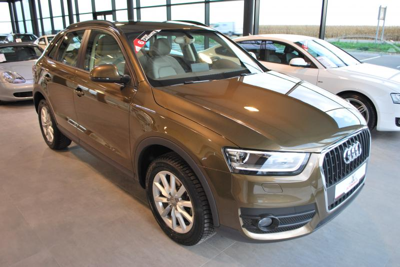Audi Q3 2.0 TDI AMBITION +