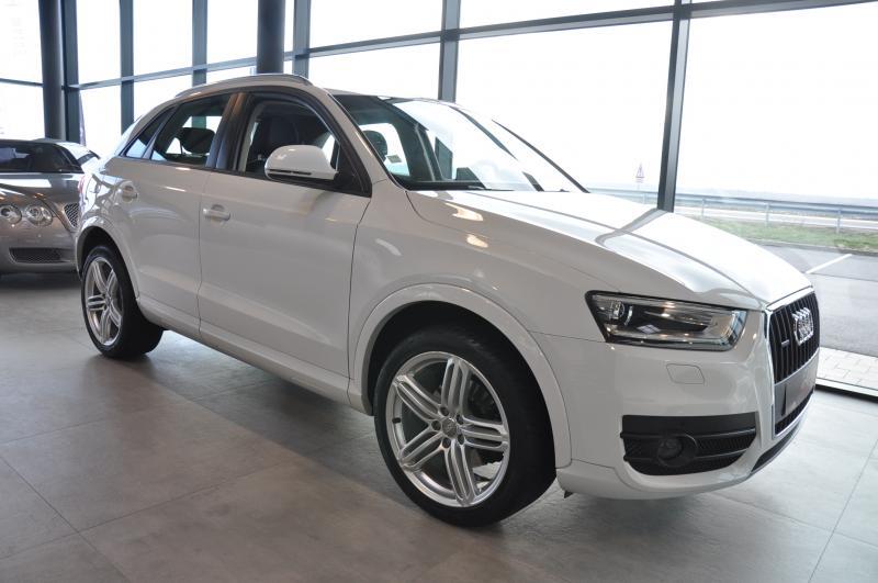 Audi Q3 2.0TFSI QUATTRO AMBITION LUXE S-TRONIC