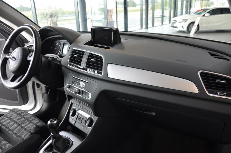 Audi Q3 2.0 TDI 150 SLINE