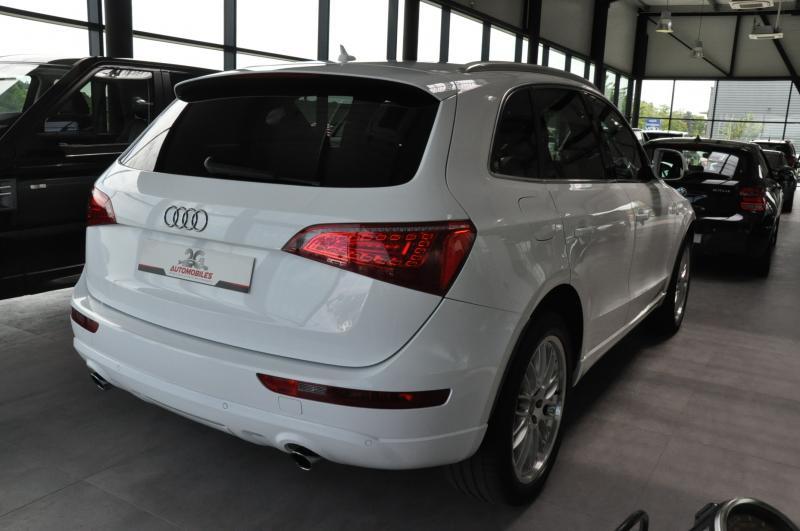 Audi Q5 2.0 TFSI S-LINE