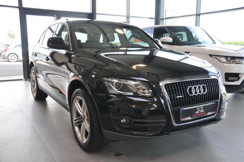 Audi Q5 S-LINE 3.0 V6TDI QUATTRO