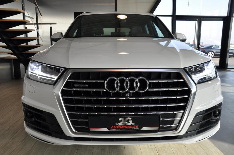 Audi Q7 3.0TDI QUATTRO TIPTRONIC S