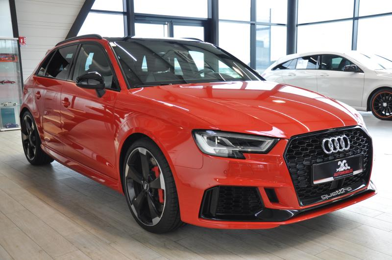Audi RS3 2.5 TFSI QUATTRO SPORTBACK 400
