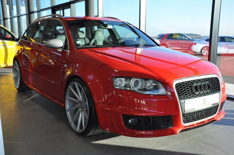 Audi RS4 AVANT 4.2 FSI F1