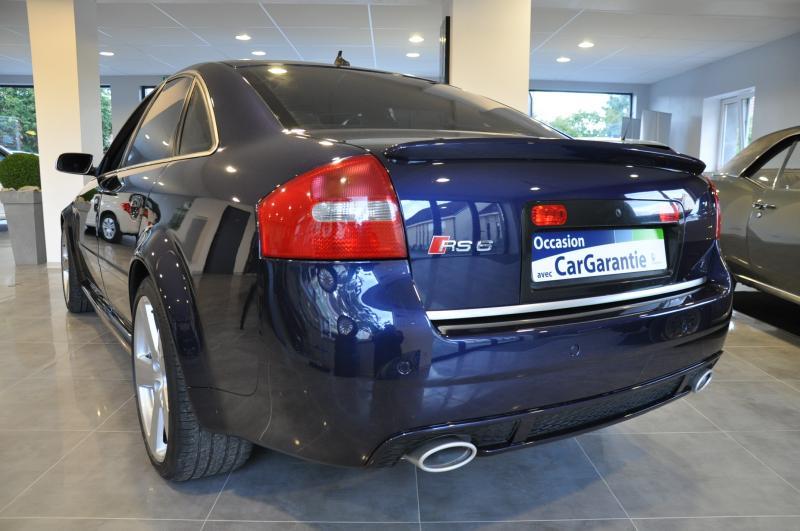 Audi RS6 BI TURBO F1 450CH