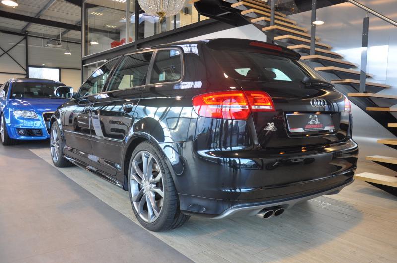 Audi S3 2.0 TFSI QUATTRO
