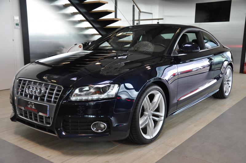 Audi S5 Coupé 4.2 FSI Quattro