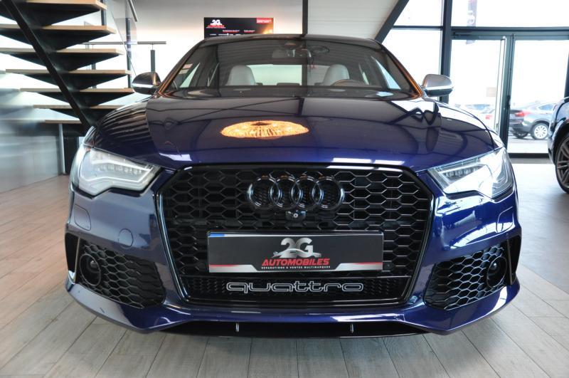 Audi S6 LIMOUSINE 4.0 TFSI Quattro