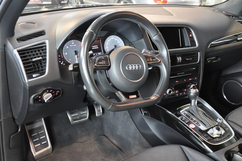 Audi SQ5 3.0 TDI s-tronic performance