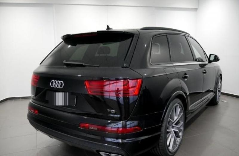 Audi SQ7 4.0 TDI Quattro Automatique