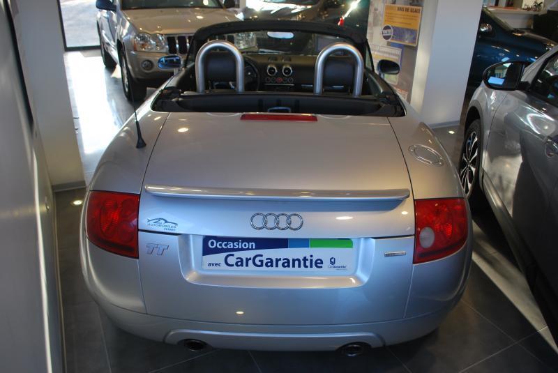 Audi TT Cabriolet 1.8 Quattro 1.8 225CH
