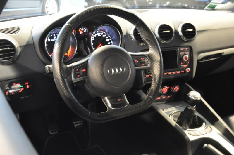 Audi TT RS 2.5 TFSI 340CH