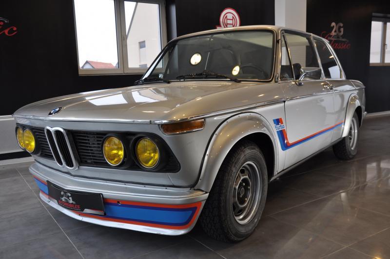 BMW 2002 TURBO e20 TURBO