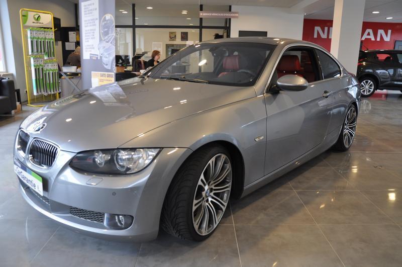 BMW 335D COUPE 286cv palettes F1 M SPORTPACKET