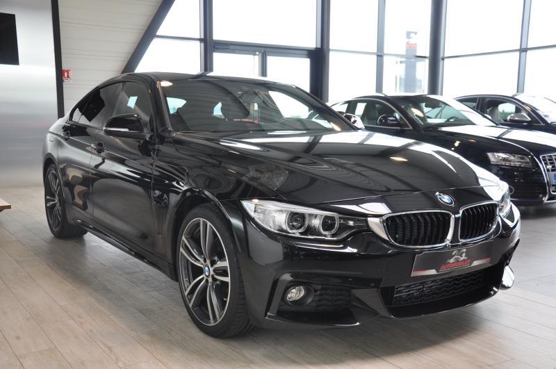 BMW 430d Grand coupé M sport