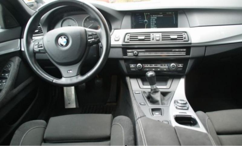 BMW 520d F10 Pack M sport