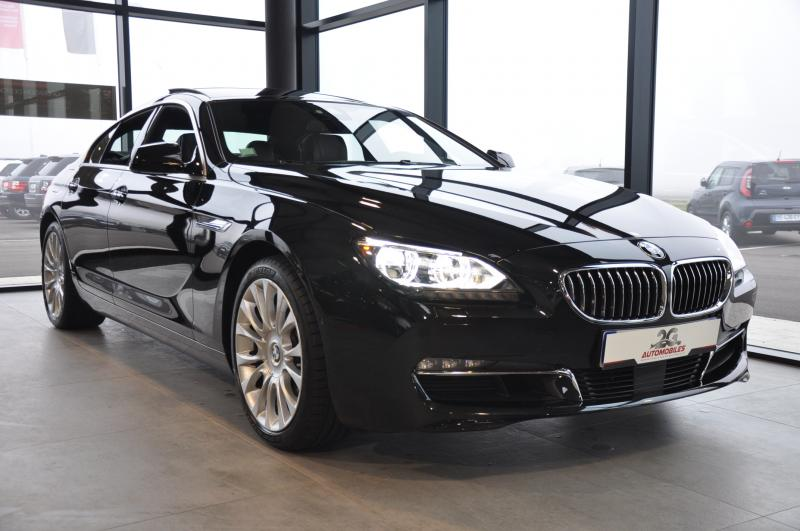 BMW GRANCOUPE / Serie 6 3.0D L6 24V Turbo XDRIVE