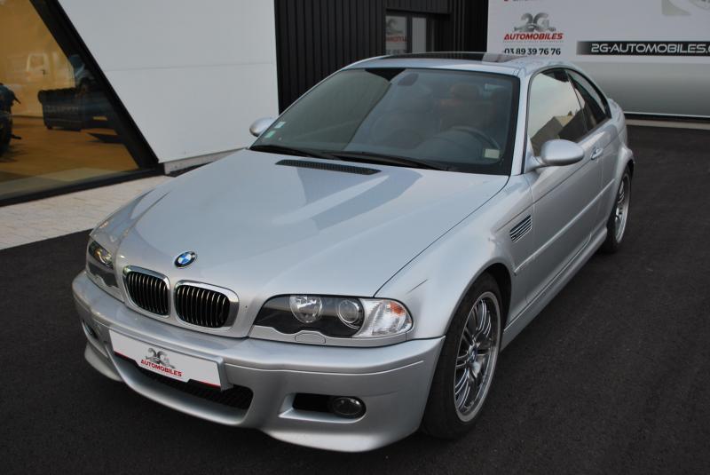BMW M3 E46 SMG 2