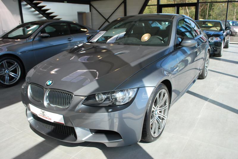 BMW M3 E92 DRIVELOGIC