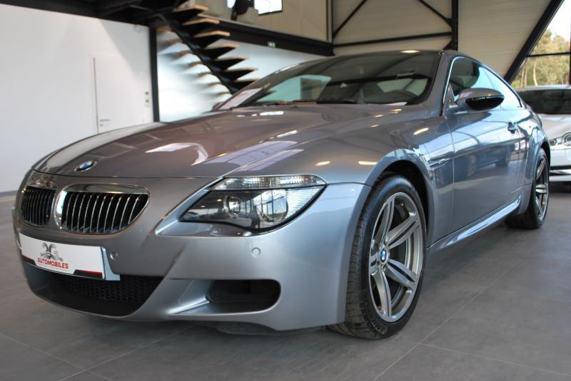 BMW M6 5.0 V10