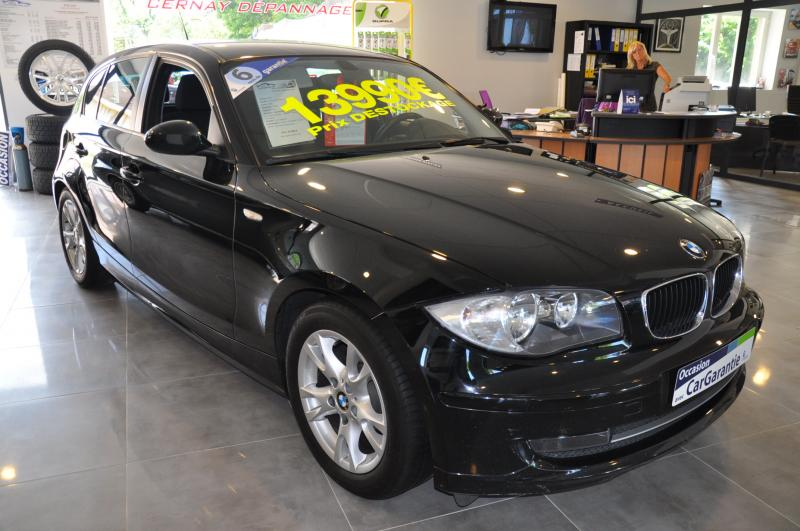BMW SERIE 1 118D FACELIFT 143CH PACK M