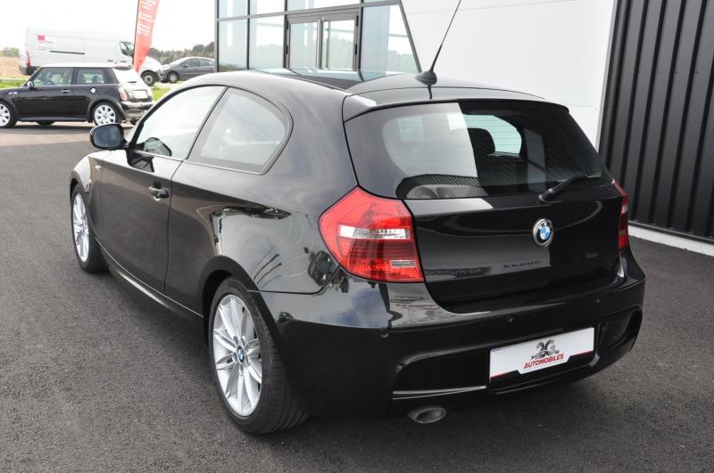 BMW SERIE 118D PACK M