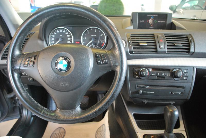 BMW SERIE 120D 163 XENON-NAVIGATION-CUIR