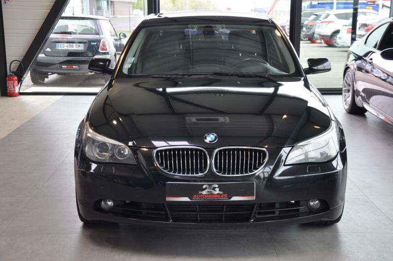 BMW SERIE 5 535d luxe