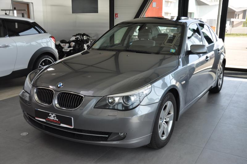 BMW SERIE 525d 3.0 e60 pack