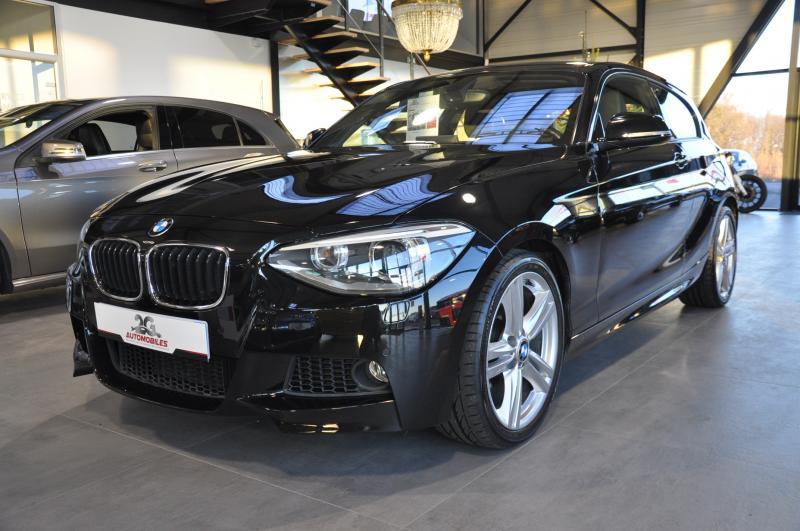 BMW SERIE 1 125d M F21