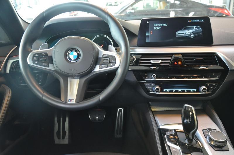 BMW Serie 530dA Touring X drive M sport 265